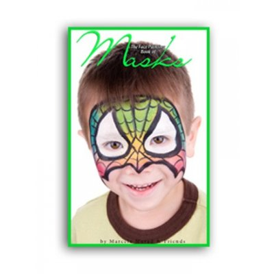 The face painting book of Masks