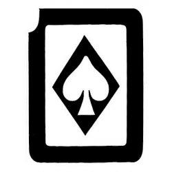 Heart Card 353H