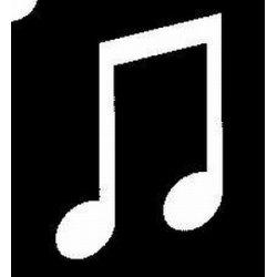 Muzieknoot 16Z