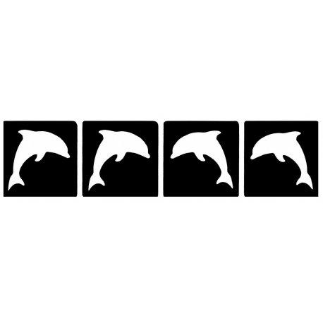 Dolfijn 4x