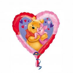 Folie Ballon Big Pooh Hug