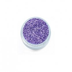 Glitter Purple Lavendel 140
