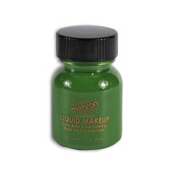 Mehron Liquid Make-up Groen