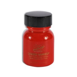 Mehron Liquid Make-up Red