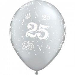 Ballon met 25