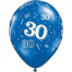 Ballon met 30