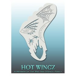 Hot Wingz Sjabloon 8003