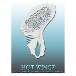 Hot Wingz Sjabloon 8008
