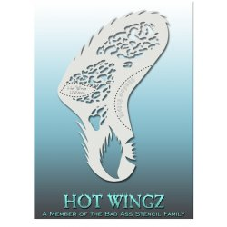Hot Wingz Sjabloon 8002