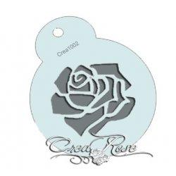 Schmink Sjabloon Rose CREA1002