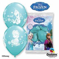 Ballon Frozen 6 stuks
