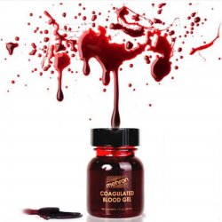 Mehron Coagulated Blood
