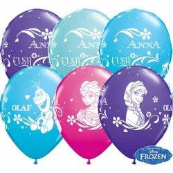 Ballon Frozen Anna, Elsa, Olaf