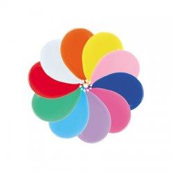 Latex Ballon Solid Assortie 000