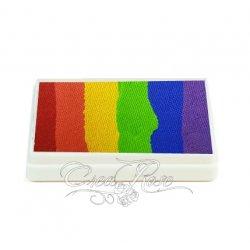 partyxplosion-splitcake-roodoranjegeelgroenblauwpaars