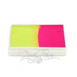 Splitcake Neon Magenta, Neon Yellow 8713647439288