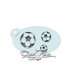 Schmink Sjabloon S Voetbal