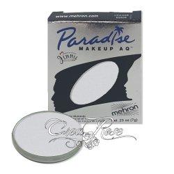 Mehron Paradise Makeup Refill White