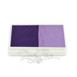 Splitcake Purple, Lavender Schmink voor one stroke