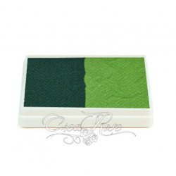 Splitcake Green, Light Green schmink voor one stroke