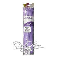 Sempertex 260S Nozzles Up Lilac 050