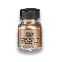 Mehron Metallic Powder Gold