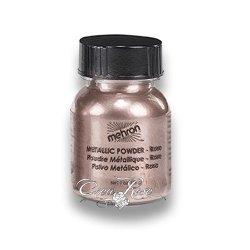 Mehron Metallic Powder Rose Gold