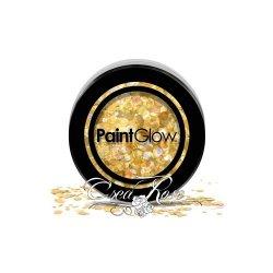 PaintGlow Chuncky Glitter Gold Digger