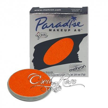 Mehron Paradise Makeup Refill Orange