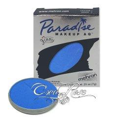 Mehron Paradise Makeup Lagoon Blue