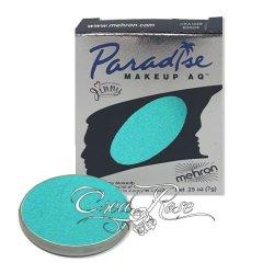 Mehron Paradise Makeup Refill Teal