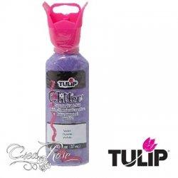 Tulip Glitter Violet