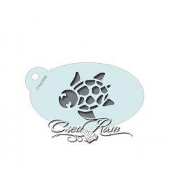 Schmink Sjabloon S Zee Schildpadje CREA3046